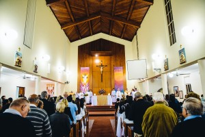 The Introductory Rites of the Mass
