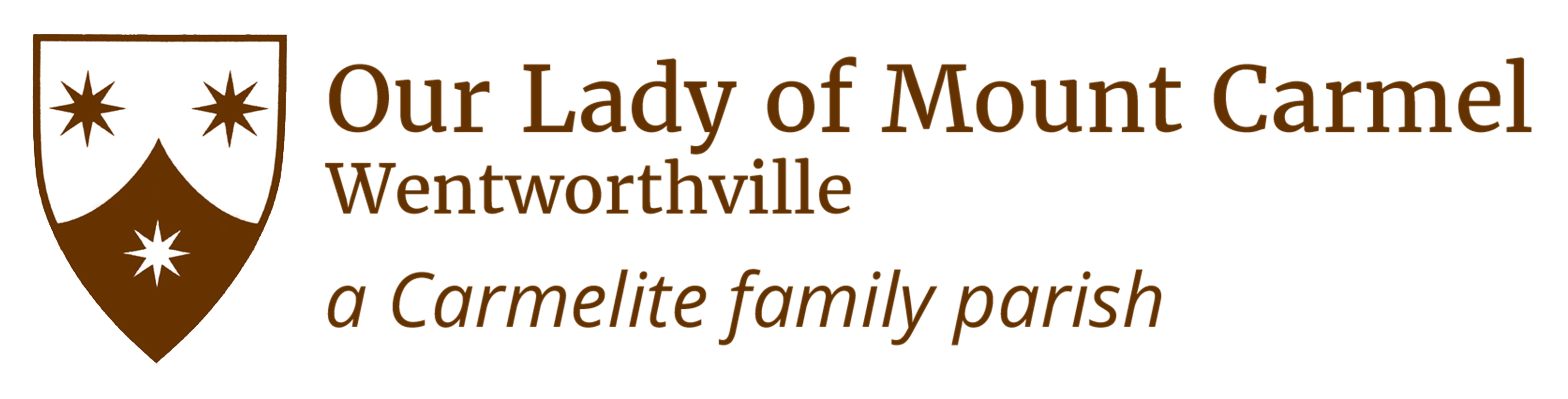 Our Lady of Mount Carmel Wentworthville: a Carmelite Family Parish